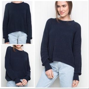 Brandy Melville Bronx Sweater 💛💛